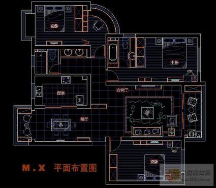 房子设计平面图