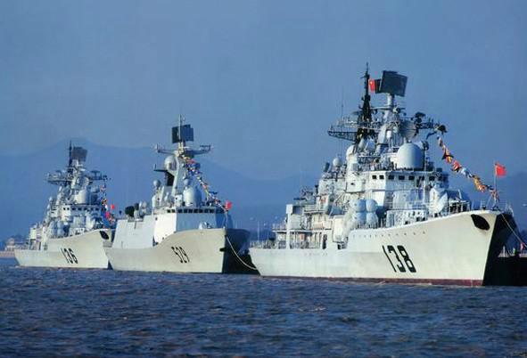 简氏再曝猛料:中国海军秘密开工建12艘超级战舰