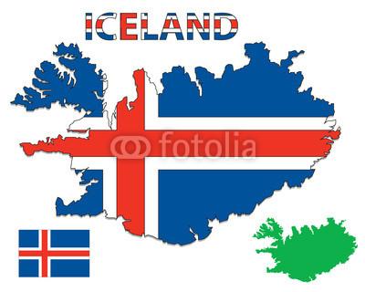 图片 国旗 图片 瑞典 国旗 蓝 黄色 调 冰岛 国旗
