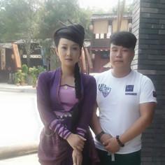孟雄长城影公司第一女
