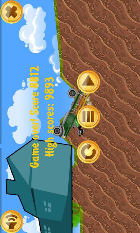 勇闯恶路|玩賽車遊戲App免費|玩APPs