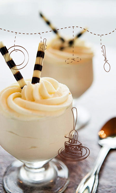 甜蜜冰淇淋美味主题锁屏 個人化 App-愛順發玩APP