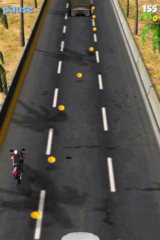 极速摩托车 Lane Rush 3D