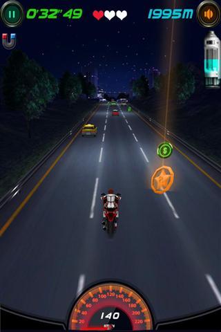 速度运动狂热 Speed Moto Mania 賽車遊戲 App-癮科技App