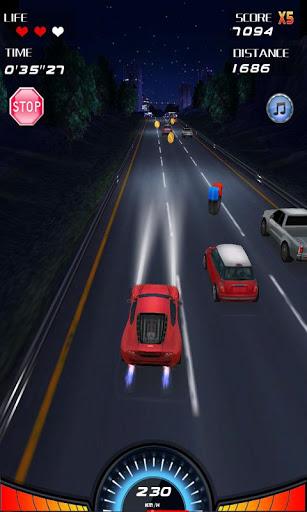 午夜狂飙 Speed Night|玩賽車遊戲App免費|玩APPs