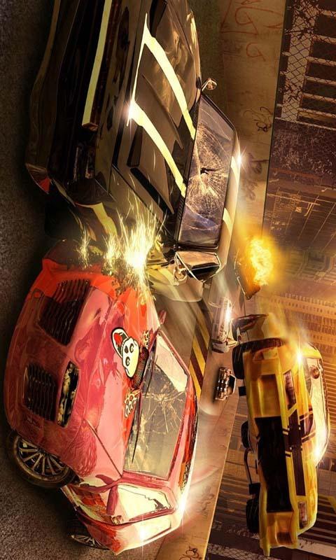 警匪赛车游戏 单机版
