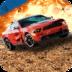 汽车破坏3D 賽車遊戲 App LOGO-APP試玩