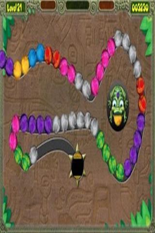 【免費棋類遊戲App】祖玛 Zuma Kazan-APP點子