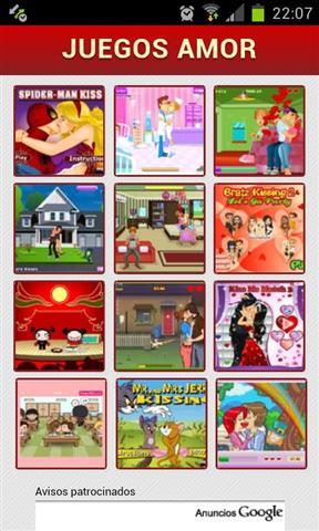 爱情游戏 Juegos de amor