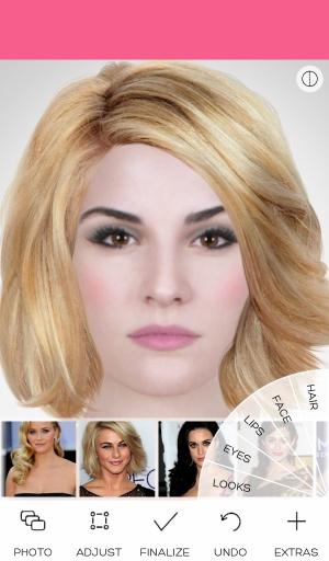 Makeup化妆助手