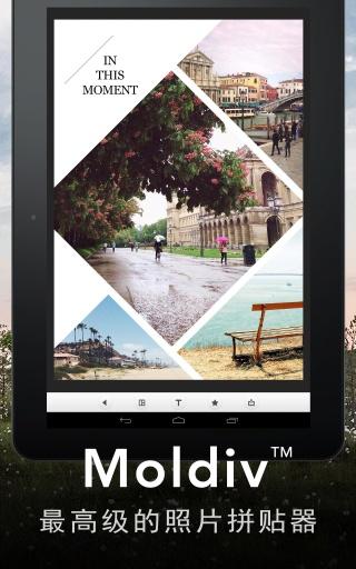 Moldiv拼图 個人化 App-癮科技App