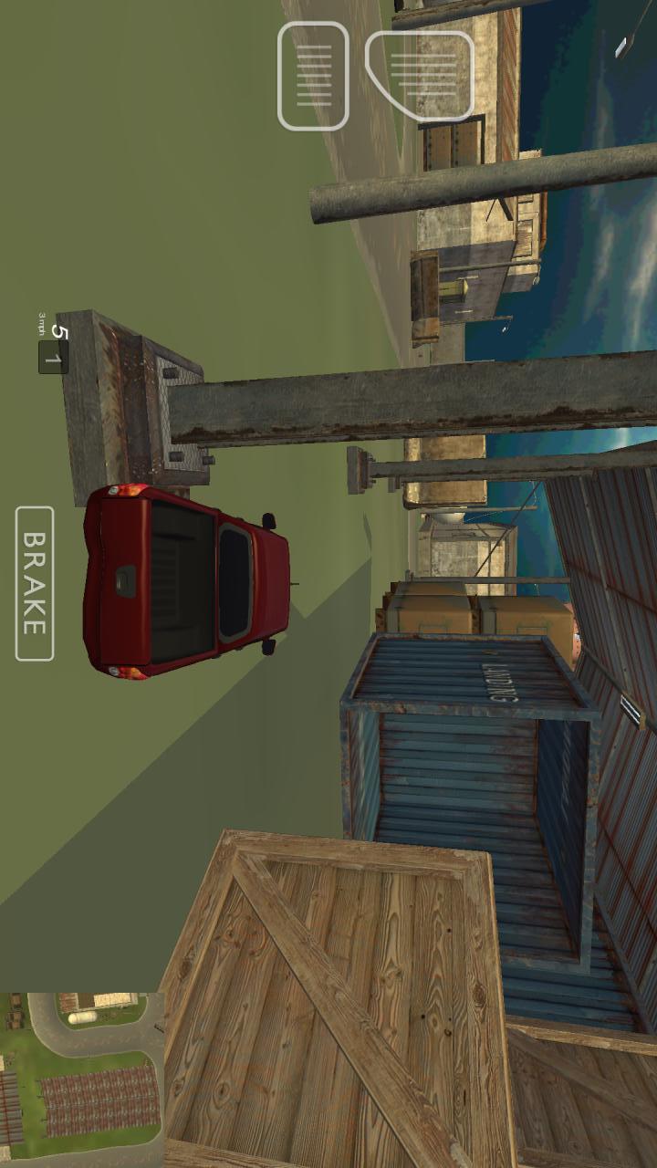 皮卡车司机3D