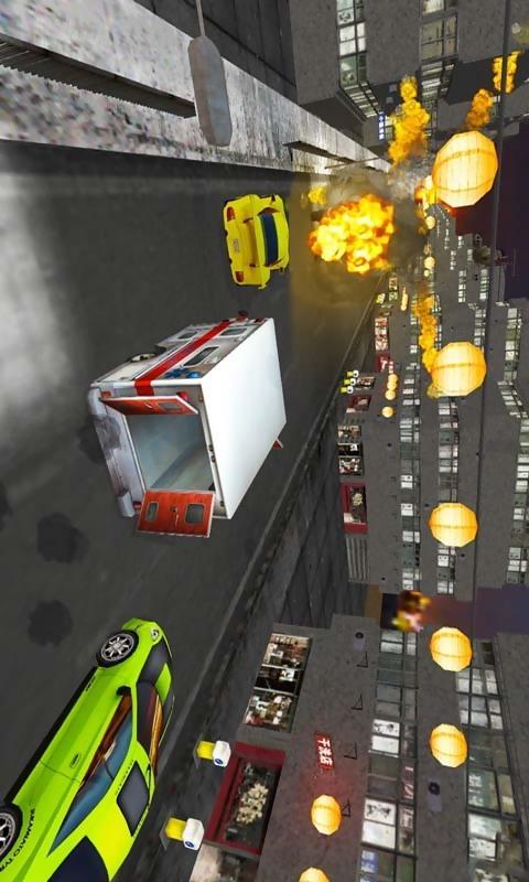 救护车街道狂飙-应用截图