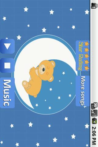 【免費體育競技App】Lullaby for babies-APP點子