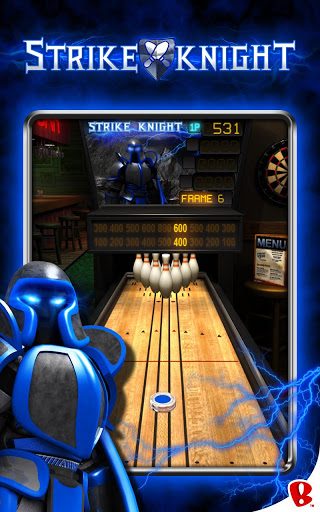保龄球骑士 Strike Knight|玩體育競技App免費|玩APPs