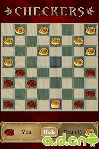 国际跳棋 精 简版