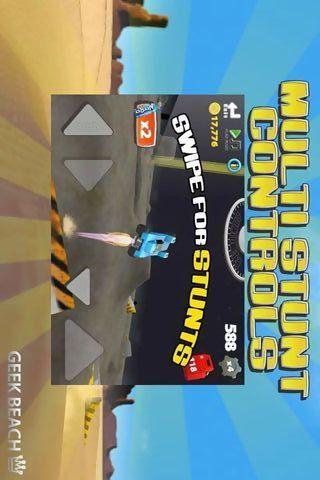 沙漠骑士 賽車遊戲 App-愛順發玩APP