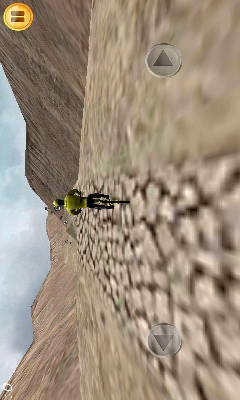 山地自行车模拟器