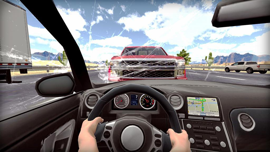 速度街道赛车-应用截图