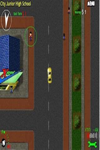 城市出租车