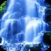 3D风景瀑布动态壁纸