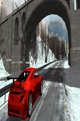 免費賽車遊戲App|雪地大飙车|阿達玩APP