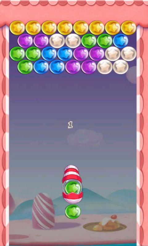 儿童泡泡龙游戏-应用截图