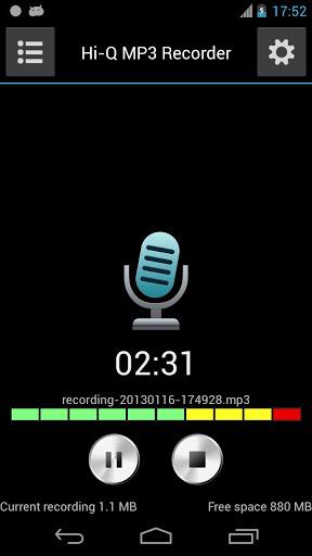 MP3录音器