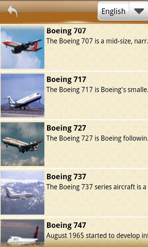 Airliner Knowledge