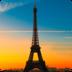 埃菲尔铁塔-闪电锁屏主题