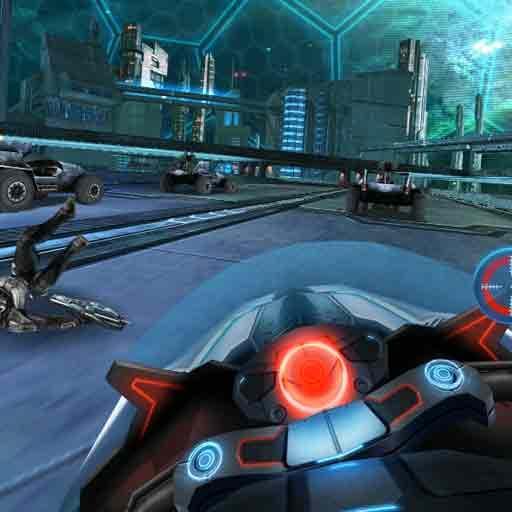 速度的摩托车游戏