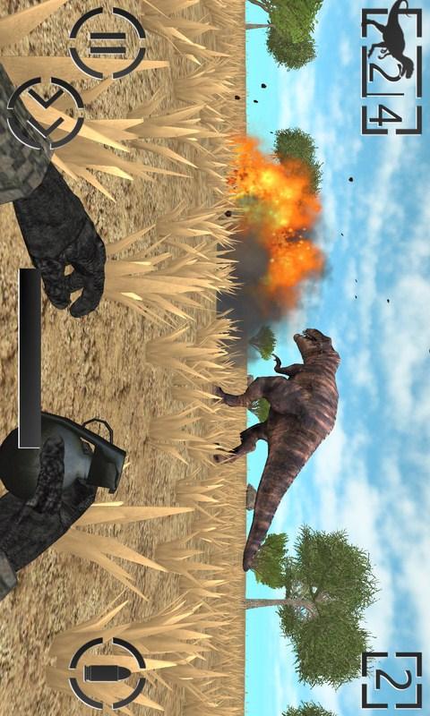 恐龙侏龙纪-应用截图