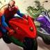 蜘蛛侠山地摩托赛 LOGO-APP點子