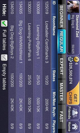 玩免費棋類遊戲APP 下載Poker Deluxe app不用錢 硬是要APP