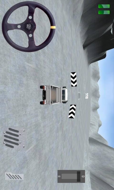 3D停车驾驶练习山地版