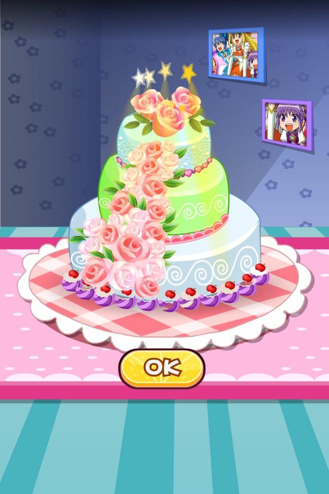 小魔仙开心做蛋糕