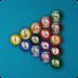 2D黑8桌球(经典版) 體育競技 LOGO-玩APPs