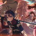3D Sword Art Online Live Wallpaper HD 體育競技 LOGO-玩APPs
