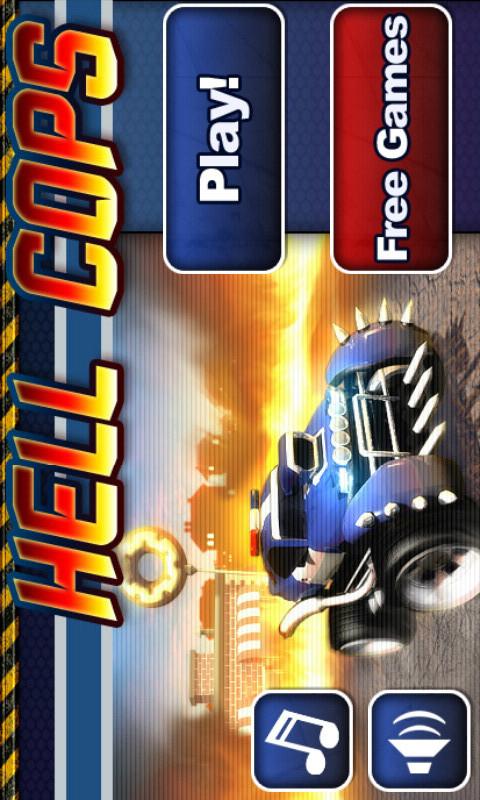 玩賽車遊戲App|疯狂警车免費|APP試玩