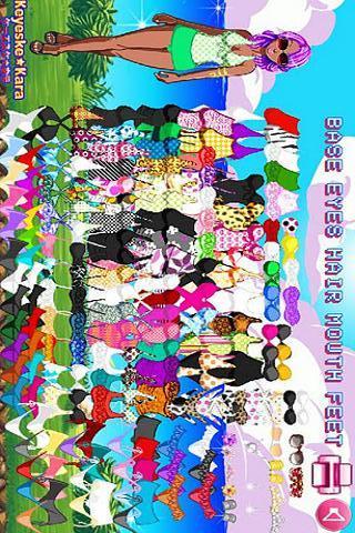 Fashion Swimsuit Diva Scene One Lite|玩體育競技App免費|玩APPs