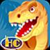 恐龙填色 LOGO-APP點子