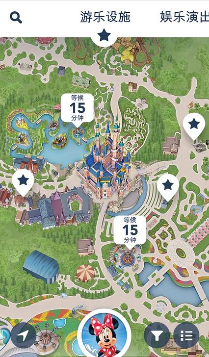 迪士尼度假区-应用截图