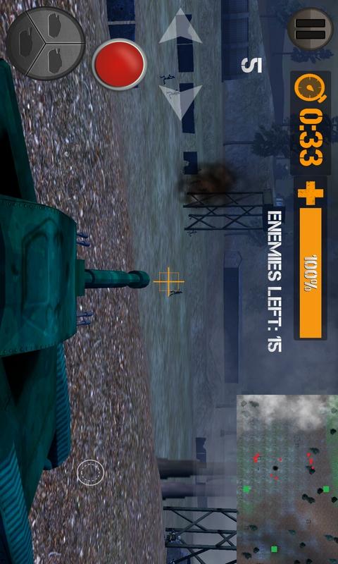 疯狂坦克-应用截图