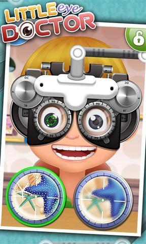 小眼科医生 遊戲 App-愛順發玩APP