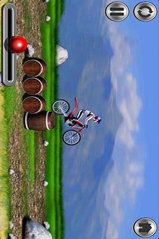 闯关摩托车 賽車遊戲 App-癮科技App