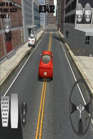急速城市赛车