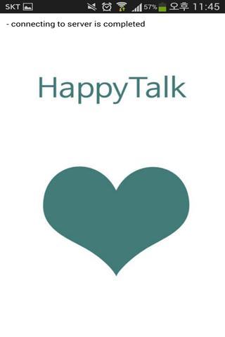 快乐的谈话