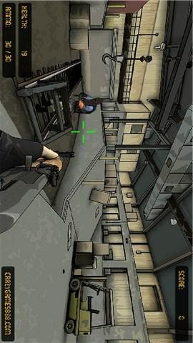 3D反恐射击