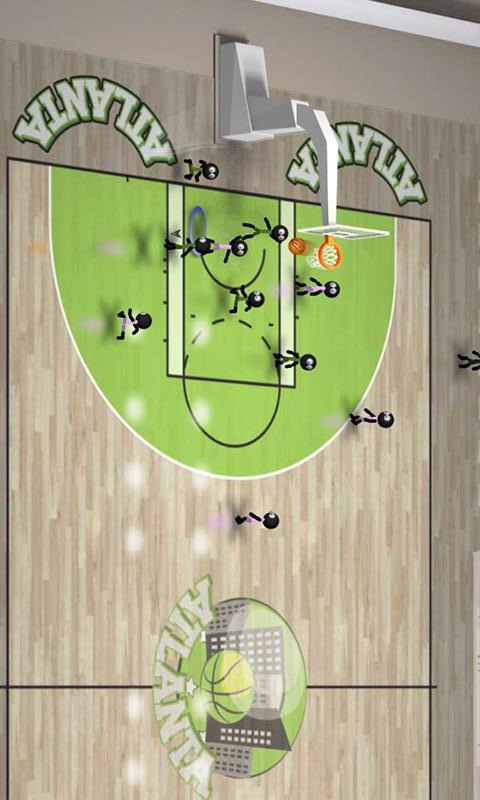 玩免費體育競技APP|下載火柴人篮球 app不用錢|硬是要APP