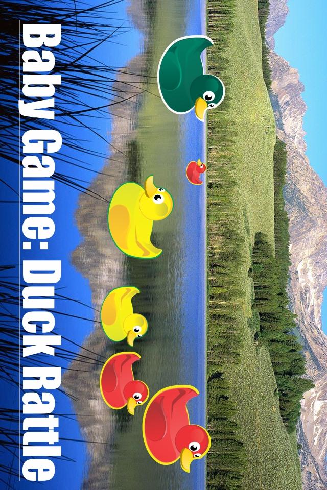 Duck Rattle